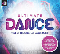 Ultimate Dance / Various (CD) - Cover