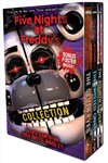 Five Nights At Freddy's 3-Book Boxed Set - Scott Cawthon (Paperback)