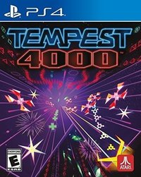 Tempest 4000 (US Import PS4) - Cover