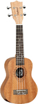 Tanglewood TWT1 Tiare Series Soprano Ukulele with Case (Natural)