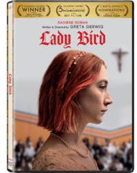 Lady Bird (DVD) - Cover