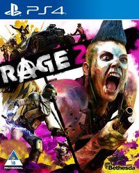 Rage 2 (PS4) - Cover