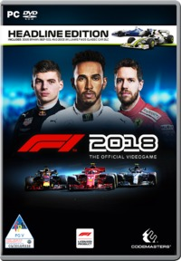 F1 2018 - The Official Videogame - Headline Edition (PC)
