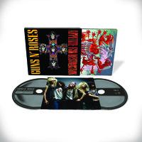 Guns N Roses - Appetite For Destruction (CD) - Cover