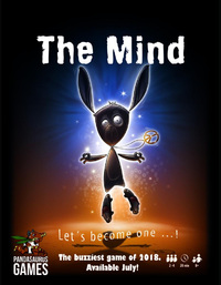The Mind (Card Game) - Cover