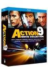 Action 9 Movie Pack Bundle (Region A Blu-ray)