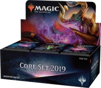 Magic: The Gathering - Core Set 2019 Single Booster (Trading Card Game) - Cover