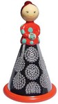 Pylones - Nonna Cheese Grater - Red