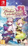 Atelier Lydie & Suelle: The Alchemists & the Mysterious Paintings (Nintendo Switch)