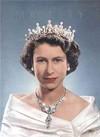 Her Majesty, Queen Elizabeth II - Christopher Warwick (Hardcover)