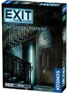 EXIT: The Game - The Sinister Mansion (Board Game)
