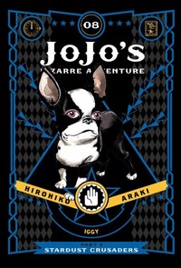 Jojo's Bizarre Adventure: Part 3--Stardust Crusaders, Vol. 8 - Hirohiko Araki (Hardcover)