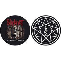 Slipknot - The Gray Chapter (Slipmat Set) - Cover