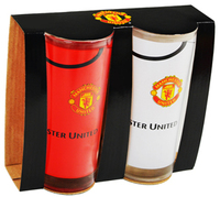 Manchester United High Ball Glasses (Pack of 2) - Cover