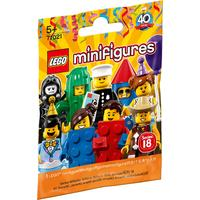 LEGO® Minifigures - Series 18: Party Single Minifigure (Assortment - 1 Figure Supplied At Random)