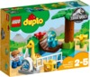 DUPLO® Jurassic World - Gentle Giants Petting Zoo