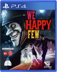 We Happy Few (PS4) - Cover