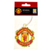 Manchester United Crest Air Freshener Cover