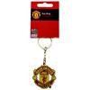 Manchester United Crest Keyring