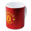 Manchester United Fade 11oz Mug Cover