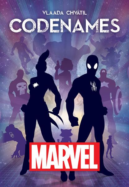 Codenames - Marvel (Card Game)
