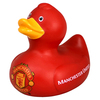 Manchester United Vinyl Bath Time Duck Cover