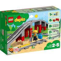 DUPLO® Town - Train Bridge and Tracks