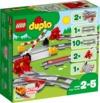 LEGO DUPLO® Town - Train Tracks (23 Pieces)