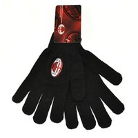 AC Milan - Club Crest (Knitted Gloves) - Cover