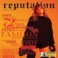 Taylor Swift - Reputation: Volume 1 (CD) - Cover
