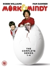 Mork and Mindy: The Complete Series 1-4 (DVD)
