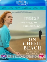On Chesil Beach (Blu-ray) - Cover
