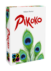 Pikoko (Card Game) - Cover