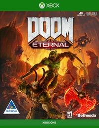 DOOM Eternal (Xbox One) - Cover