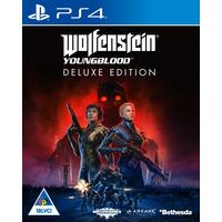 Wolfenstein Youngblood - Deluxe Edition (PS4)