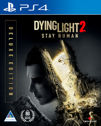 Dying Light 2: Stay Human - Deluxe Edition (PS4)