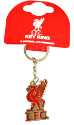 Liverpool - Club Crest Keyring - Cover