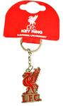 Liverpool - Club Crest Keyring