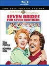 Seven Brides For Seven Brothers (Region A Blu-ray)