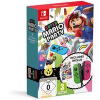 Super Mario Party + Joy-Con Pair Bundle (Nintendo Switch)