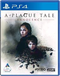 A Plague Tale: Innocence (PS4) - Cover