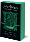 Harry Potter and the Chamber of Secrets - Slytherin Edition - J.K. Rowling (Paperback) Cover