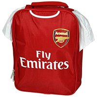 Arsenal - Club Crest & Kit Design (Lunch Bag) - Cover