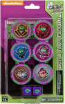 Teenage Mutant Ninja Turtles HeroClix - Unplugged - Dice & Token Pack (Miniatures)