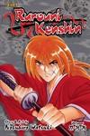 Rurouni Kenshin (3-In-1 Edition), Vol. 8 - Nobuhiro Watsuki (Paperback)