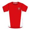 Arsenal Red Crest Mens T-Shirt (Medium)