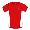Arsenal Red Crest Mens T-Shirt (X-Large)