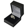 Arsenal - Club Crest Silver Plated Ring (Medium)