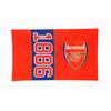 Arsenal - Club Crest & Established Since Flag