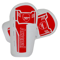 Arsenal - Club Crest Youth Slip In Shinguards (Medium) - Cover